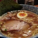 つけ麺 鐵匠 - 醤油らーめん600円