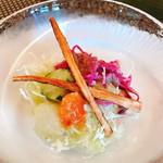 ビストロ フェリーチェ - ピクルス仕立てサラダ
