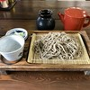 かじか亭 - 料理写真:ざるそば(並)