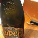 チャコール クッキング ツクバ マイス - イタリアのビール