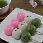 セキト - 料理写真:花見だんご
