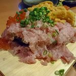 二代目叶え家 ゆとり - こぼれ寿司