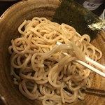 二代目えん寺 - 胚芽麺 風味よくやや太め