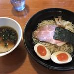 うしおととり - 味玉鶏清湯つけ麺