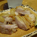 83798803 - 阿波尾鶏の天然塩焼き850円