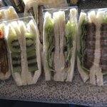 ひまわりサンドイッチ -