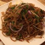 ヒマラヤンキッチン - 料理写真:ネパール風焼きそば