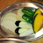 83801499 - 焼野菜