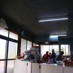 三嶋製麺所 - 店内