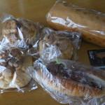北原製パン - 買い求めた品々