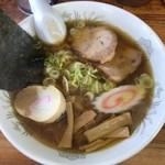 ラーメン水木 - 料理写真:鶏ダシ中華