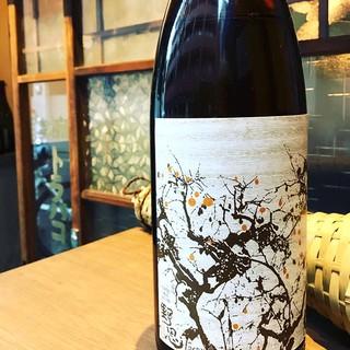 こだわりの日本酒とワイン