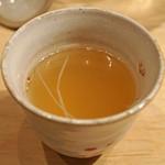 鳥しき - 鶏スープ