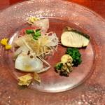 魚China YO - 前菜