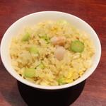魚China YO - 炒飯