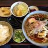 玉乃屋 - 料理写真:ころランチ(そば)¥730