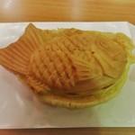 海道屋 - 料理写真:たいやきアップル(\150】