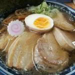 山田庵 - 料理写真:肉中華 800円