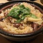 kiwa - 料理写真:蛍烏賊と筍の炊き込みご飯
