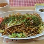 焼きそば亭 文 - 料理写真: