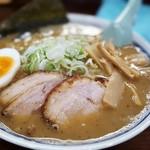 豚男爵 - 濃厚醤油ラーメン