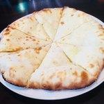 カトマンズ - クリームチーズナン