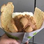 世界で2番めにおいしいメロンパンアイス - メロンパンアイス