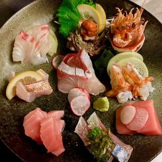 新鮮な魚をリーズナブルに提供しています!