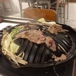 ジンギスカン専門店 羊狼館 -