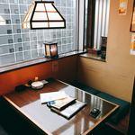 磯金 漁業部 枝幸港 - 予約した隣の半個室(4名様窓側)