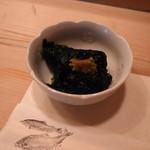 金井寿司 - 岩海苔