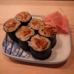 金井寿司 - 焼き寿司