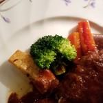 ビトーク - 何気に美味しい野菜