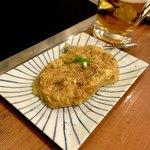 下町 - *手作りポテトサラダ(¥350)