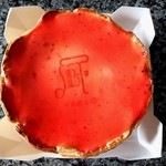 焼きたてチーズタルト専門店PABLO 秋葉原店 - つぶつぶいちごチーズタルト ¥1300(税込)