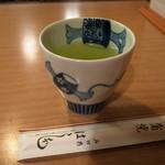 はし本 - お茶
