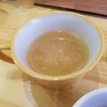 ブルシット - 野菜がたっぷり溶け込んだスープ