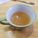 ブルシット - オニオンスープのような感じ、でも濃厚