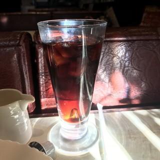 ジュリアン - アイスコーヒー。 税込430円。 美味し。