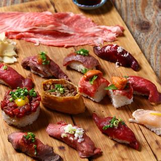 札幌で肉寿司食べるならボルタ!