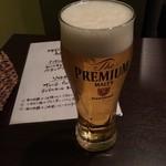 83825112 - ビールは1人2杯まで。(飲み放題の場合)