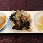 トルコ料理 アセナ - 和の前菜