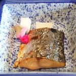 有栖川 - 料理写真:さばの西京焼