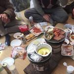 平野神社境内 花見茶屋 遊楽 -