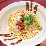 麺童豊香 - 辛い和え麺