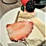 83829491 - [料理] 苺のアップ♪w