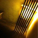 三人灯 - 階段