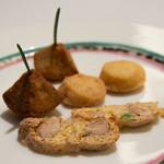 アクア パッツァ - 焼き菓子