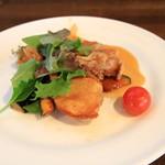 グリーンハウス - 肉料理