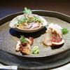 クロモリ - 料理写真:前菜